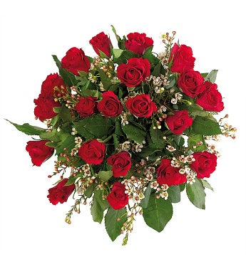Small Red Rose Bouquet
