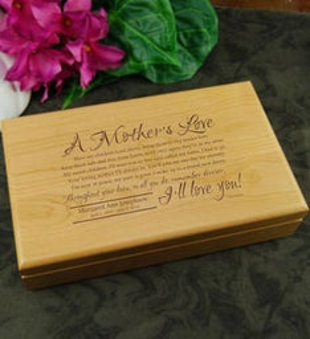 Memorial Keepsake Boxes Personalization Universe
