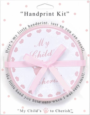 Carded Handprint Kit