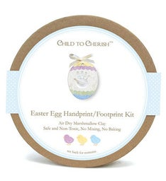 Easter Egg Hand printFootprint Kit