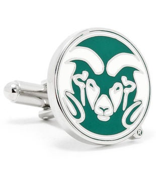 Colorado State University Rams Cufflinks