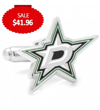 Dallas Stars Cufflinks