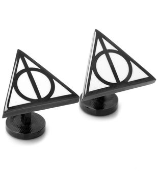Deathly Hallows Cufflinks