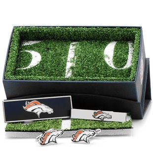 Denver Broncos 3-Piece Gift Set