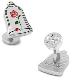 Enchanted Rose Cufflinks