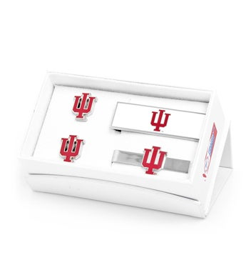 Indiana University Hoosiers 3-Piece Gift Set