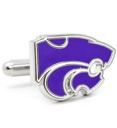 Kansas State University Wildcats Cufflinks