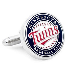 Minnesota Twins Cufflinks