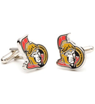 Ottawa Senators Cufflinks
