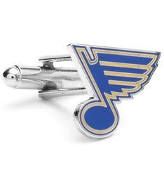 St Louis Blues Cufflinks