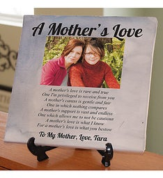 PERSONALIZED MOTHERS DAY PHOTO CANVAS