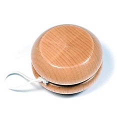 Personalized Wooden Yo-Yo