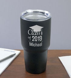 Engraved Class Of Tumbler