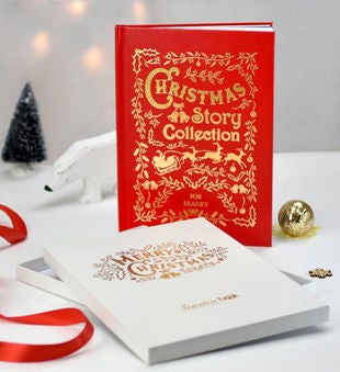 Christmas Story Collection Personalized Standard Storybook