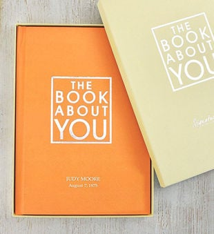 The Book About You Personalized Storybook