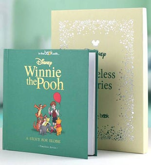 Timeless Winnie the Pooh Book Personalized Storybook