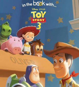 Toy Story 3 Personalized Storybook