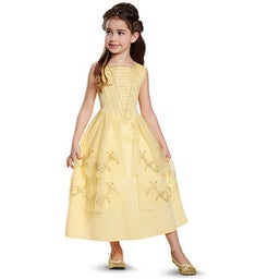 Beauty and the Beast Ball Gown Classic Child
