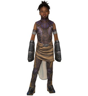 Black Panther Movie Deluxe Shuri Girls Large