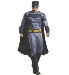 Mens Deluxe Adult Batman Costume
