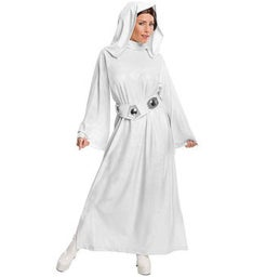 Star Wars Princess Leia Hooded Adult Costume