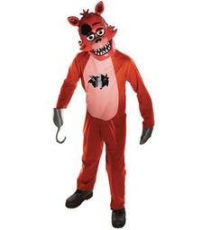 Five Nights at Freddys Kids Foxy Costume