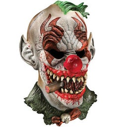 Fonzo the Clown Mask