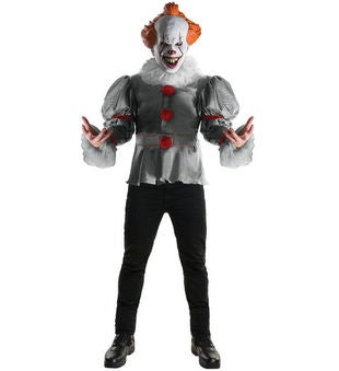 Men's IT Costume - Pennywise Costume