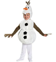 Frozens Olaf Deluxe Costume for Toddler