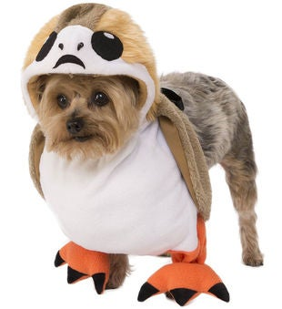 Star Wars Walking Porg Pet Costume