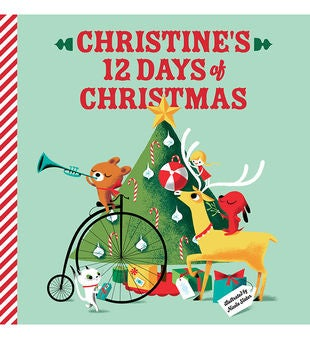 My 12 Days of Christmas Personalized Storybook