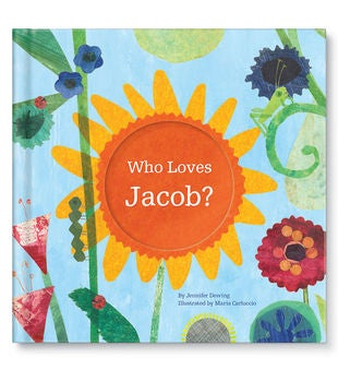 Who Loves Me? Personalized Personalized Storybook