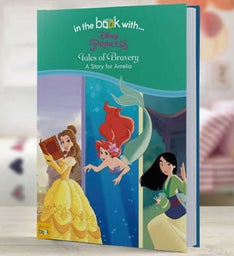 Personalized Disney Tales of Bravery Storybook