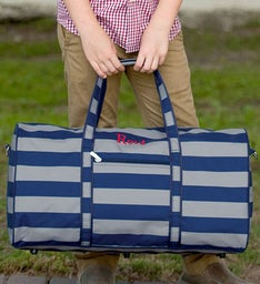 Personalized Greyson Duffle Bag