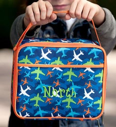 Personalized Take Flight Lunch Bag