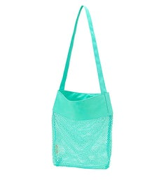 Personalized Mesh Tote