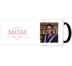 Personalized Type MOM Magic Mug