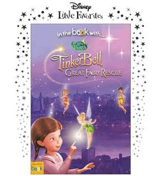 Disney Tinkerbell  the Great Fairy Rescue