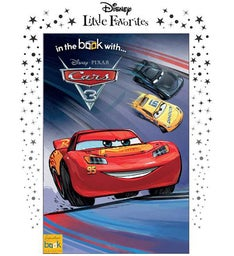 Disney Little Favorites Cars 3 Personalized Book