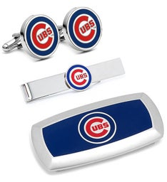 Chicago Cubs 3-Piece Cushion Gift Set