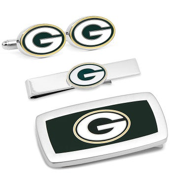 Green Bay Packers 3-Piece Cushion Gift Set