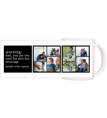Personalized Traditional Magic Mug