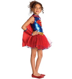 Supergirl Tutu Costume