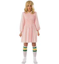 Stranger Things Replica Elevens Adult Dress