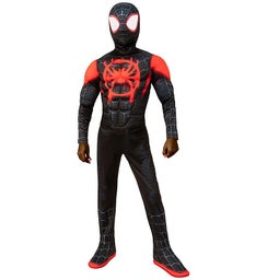 Spider-Man Into the Spider-Verse Miles Costume