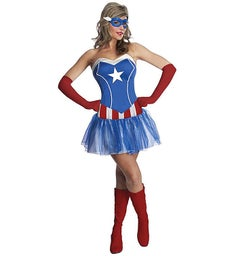 Avengers American Dream Costume