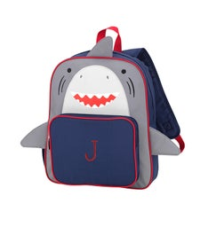 Personalized Shark Preschool Backpack